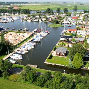 Jachthaven de Brekken - overview