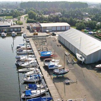 Terrein Jachthaven de Brekken
