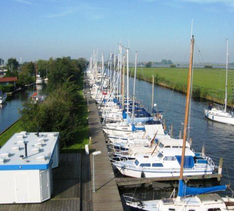 Jachthaven De Brekken - Kroonduikervaart