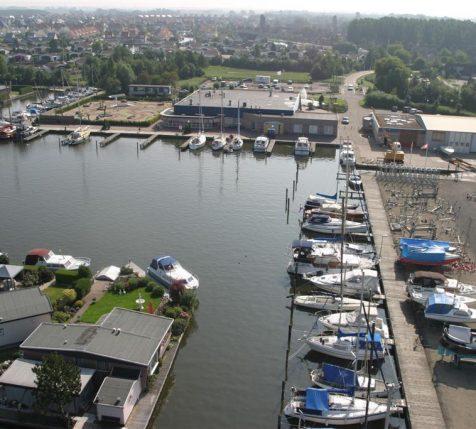 Ligplaats Friesland te huur